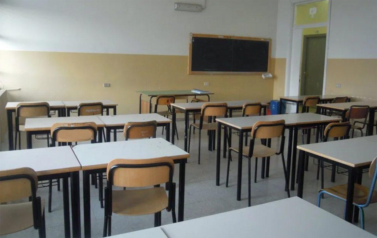 classe vuota